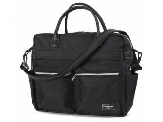 Changing bag TRAVEL lounge black 45103