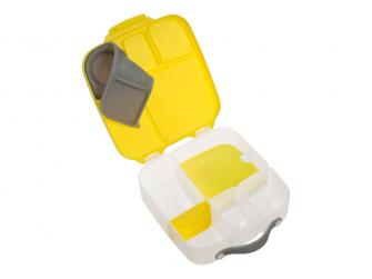 Svačinový box - žlutý 3