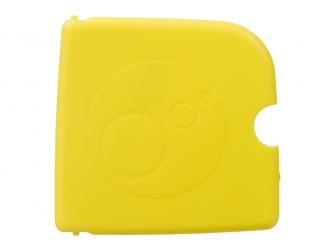 Svačinový box - žlutý 7