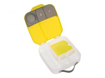 Svačinový box - žlutý 5