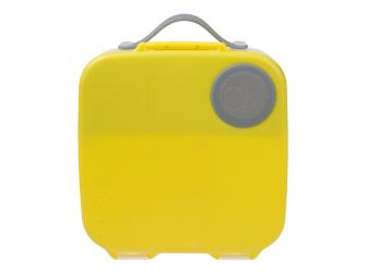 Svačinový box - žlutý 6