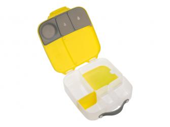 Svačinový box - žlutý 4
