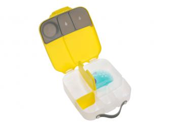 Svačinový box - žlutý 2