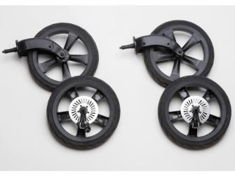 Wheel Duo ECO set