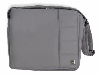 Přebalovací taška MESSENGER Stone grey 2020 2