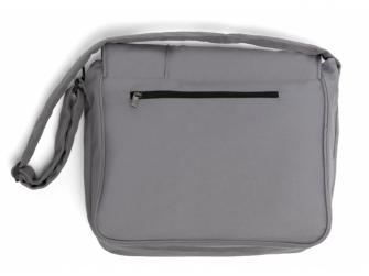 Přebalovací taška MESSENGER Stone grey 2020 3