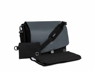 Přebalovací taška Black/antra 2021