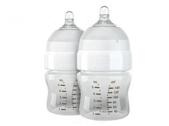 Kojenecká láhev 2x140 ml - Y25B 2
