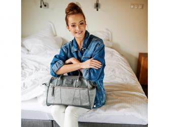 Přebalovací taška na kočárek EMMA, grey 10