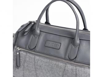 Přebalovací taška na kočárek EMMA, grey 7