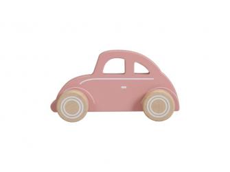 Autíčko brouk pink