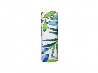 Bambusová mušelínová plena Dancing Shrub 120x120 cm