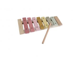 Xylofon pink