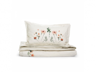 Crib Bedding Set Meadow Flower 2