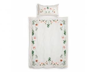 Crib Bedding Set Meadow Flower