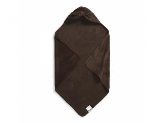Osuška s kapucí Chocolate Bow