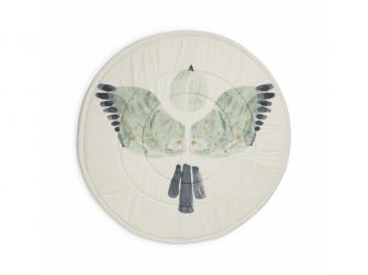 Hrací podložka Watercolor wings 2019
