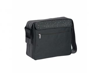 Casual Messenger Bag Triangle dark grey 6