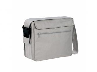 Casual Messenger Bag Cork Star light grey 7