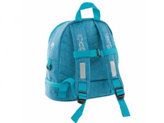Mini Backpack About Friends mélange blue 4