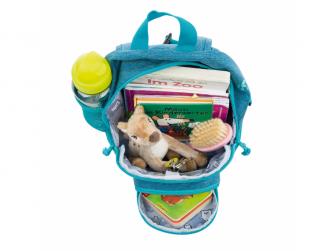 Mini Backpack About Friends mélange blue 3