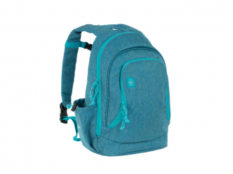 Big Backpack About Friends mélange blue
