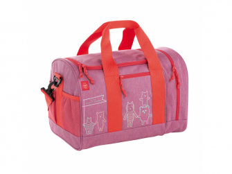 Mini Sportsbag About Friends mélange pink