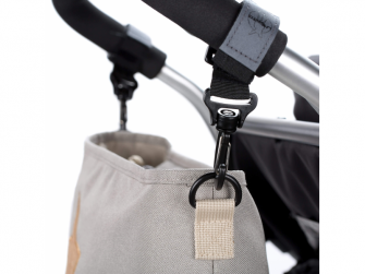 Casual Buggy Organizer Cork Star light grey 4