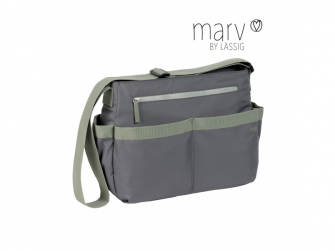 Marv Shoulder Bag grey