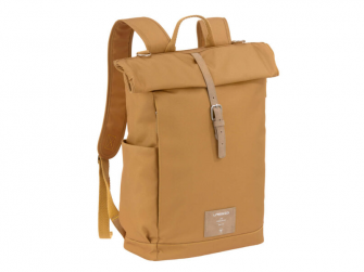 Green Label Rolltop Backpack curry