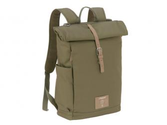 Green Label Rolltop Backpack olive
