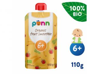 Ponn BIO Ovocné smoothie s ananasem (110 g)