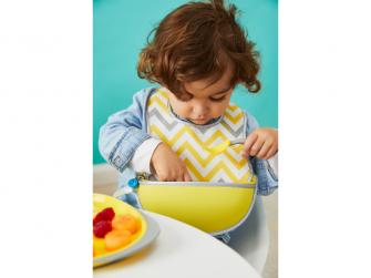Příbor pro malé děti-žlutá 7