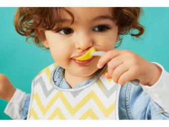 Příbor pro malé děti-žlutá 8
