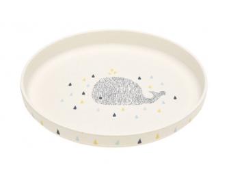 Talířek Bamboo Little Water Whale