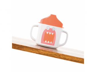 Cup with Silicone Little Monsters mad mabel 4