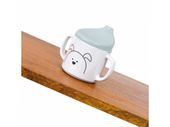 Cup with Silicone Little Chums dog 5