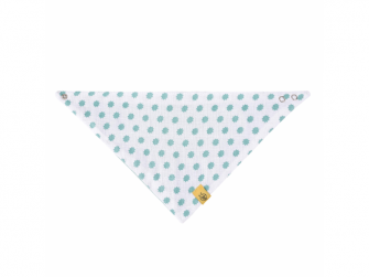 Bandana Muslin Little Chums Stars mint
