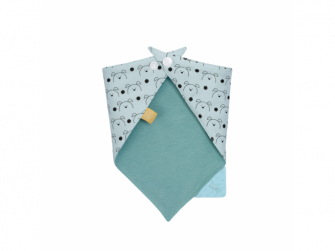 Interlock Bandana with silicone teether Little Chums dog 3