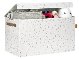 Box na hračky s víkem Allover Speckles 2