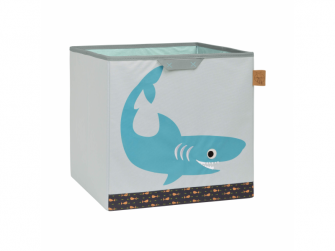 Toy Cube Storage 2017 shark ocean