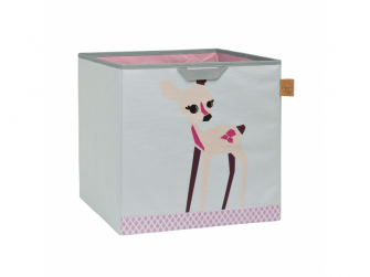 Toy Cube Storage Little Tree fawn