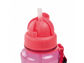 Drinking Bottle About Friends pink 3