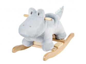 Houpačka bez sedadla - krokodýl