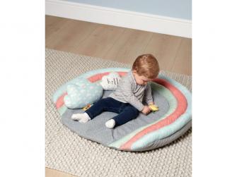 Hrací deka s hrazdou a hudebním mráčkem 2