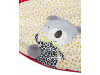 Hrací deka s hrazdou Opička 4