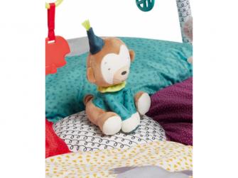 Hrací deka s hrazdou Opička 5