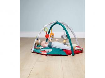 Hrací deka s hrazdou Opička 6