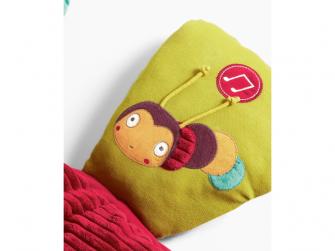 Hrací deka s hrazdou Beruška Lotty 7