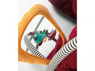 Hrací deka s hrazdou Beruška Lotty 5
